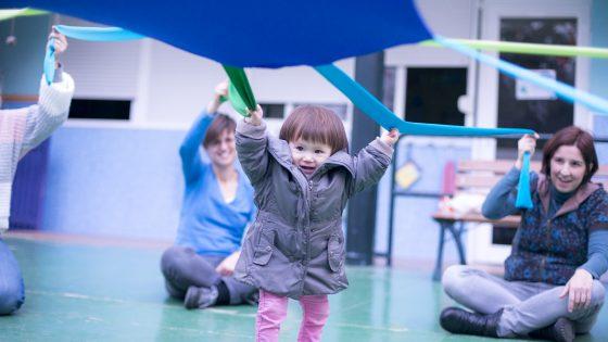 Jugar y jugar: cómo acompañar el juego de los más pequeños